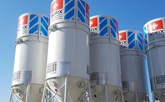 Logistik der Streusalzbereitstellung in der Schweiz