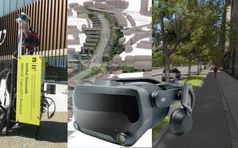 Virtual Reality Velosimulator 2.0