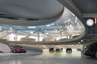Swiss E-Mobility Hub - Innovationszentrum mit Europas grösster Ladestation und 100% lokaler erneuerbarer Energie