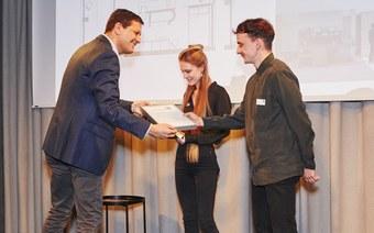 Der Hawa Student Award 2020 geht an die Fachhochschule Nordwestschweiz FHNW