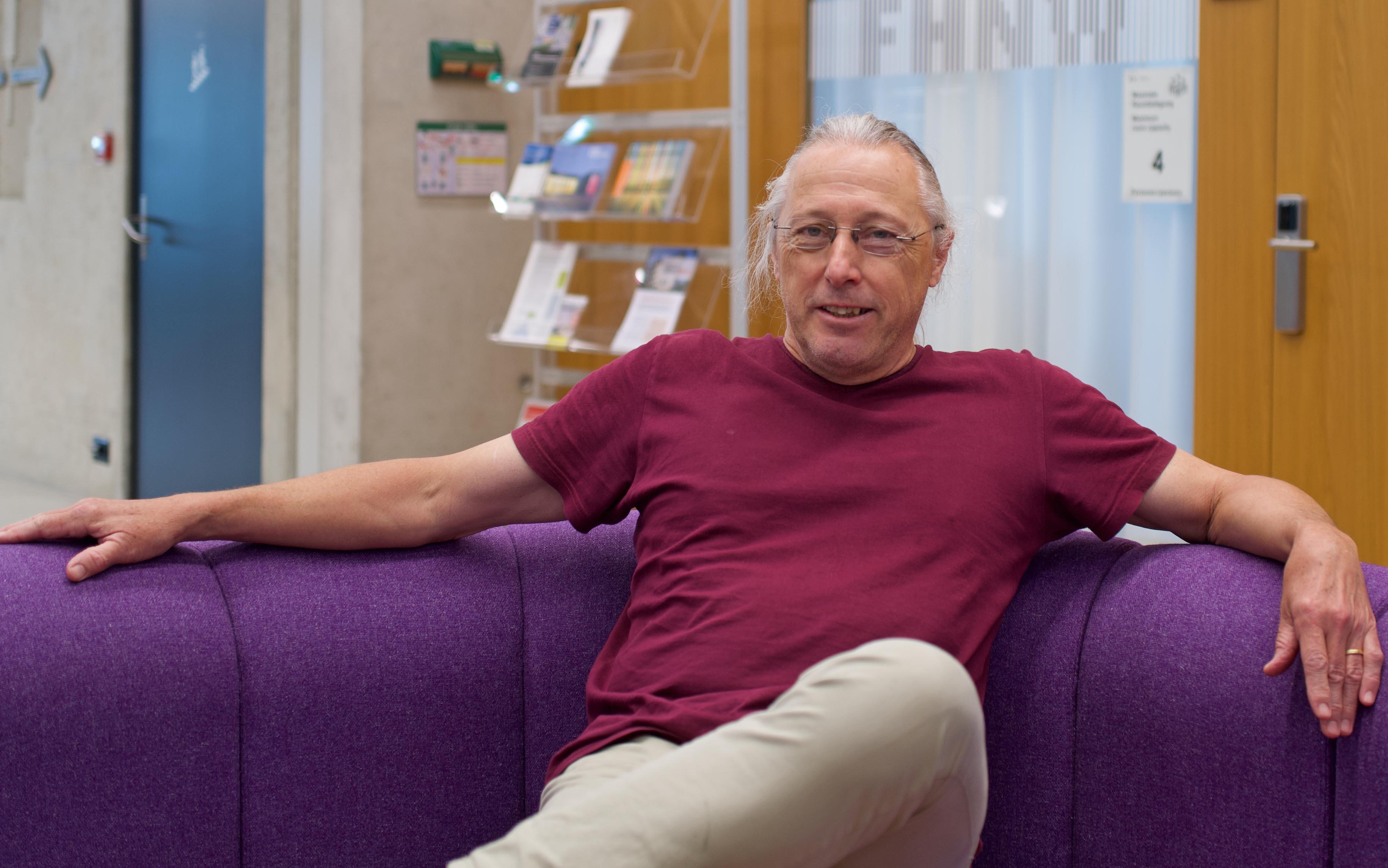 Andreas Witmer verabschiedet sich nach über 30 Jahren FHNW wohlverdient in die Pension.
