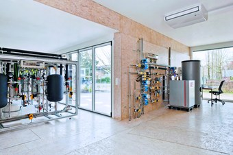 Das Energy Research Lab (ERL)