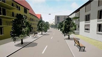 Unfälle vermeiden – wie sich durch die Gestaltung des Strassenraums das Fahrtempo reduzieren lässt