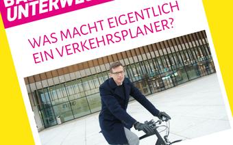 «Was macht eigentlich ein*e Verkehrsplaner*in?» Interview mit Prof. Dr. Alexander Erath