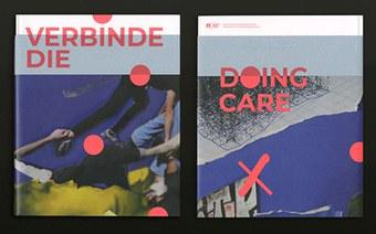 HyperWerk-Jahrespublikation «Verbinde die Punkte, Doing Care»