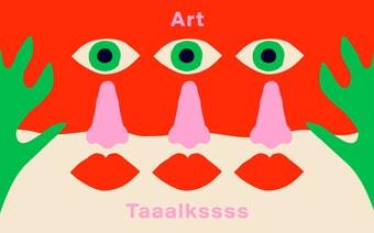Art Taaalkssss: Guillaume Maraud & Axelle Stiefel