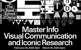 Master-Info: Visual Communication and Iconic Research