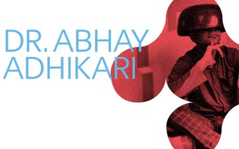 Terrain 49: Dr. Abhay Adhikari: The importance of embracing your own irrelevance