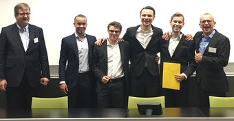 15. Projektforum des Studiengangs Betriebsökonomie in Basel