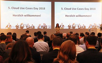 Digitale Evolution am Cloud Use Cases Day 2018