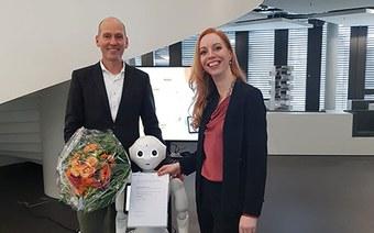 Cornelia Stengel übernimmt als Gastprofessorin die Leitung des neuen FinTank