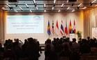 Feier zum 50-jährigen Jubiläum von ASEAN in Olten