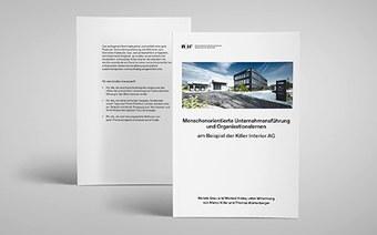 Neue Publikation: Menschenorientierte Unternehmensführung und Organisationslernen