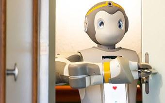 Serviceroboter als Helfer in der Not