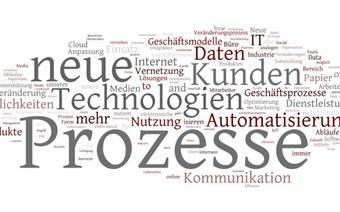 So digital sind Schweizer Unternehmen: Studie der FHNW zur Digitalen Transformation