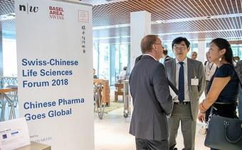 Swiss-Chinese Life Sciences Forum: Die chinesische Pharmaindustrie auf dem Vormarsch