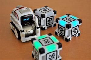 Gleich zwei Roboter an der SOM 2018