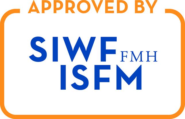 Logo Schweizerisches Institut für ärztliche Weiter- und Fortbildung der FMH