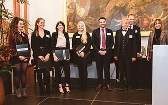 Zwei trinationale Studierende erhalten den Prix Bartholdi
