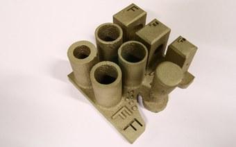 FH-Cast - Verfahren zur Gussformherstellung im Labormassstab mittels 3D-gedruckten ausschmelzbaren Kunststoff-Positiven