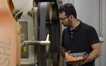 Automatisierung der Produktion von Armaturen