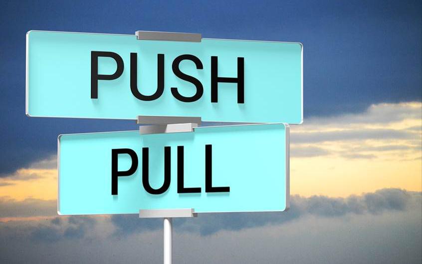 Push an Pull