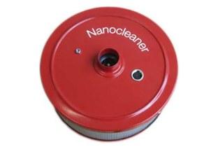 Reinigung kontaminierter Luft von Nanopartikeln und Viren