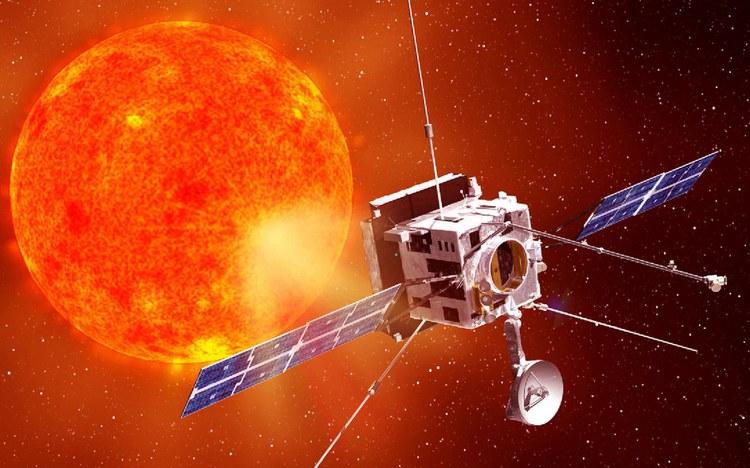 Solar Orbiter mit STIX
