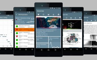 Ausgezeichnete Studierende entwickeln App für Mikrosatelliten