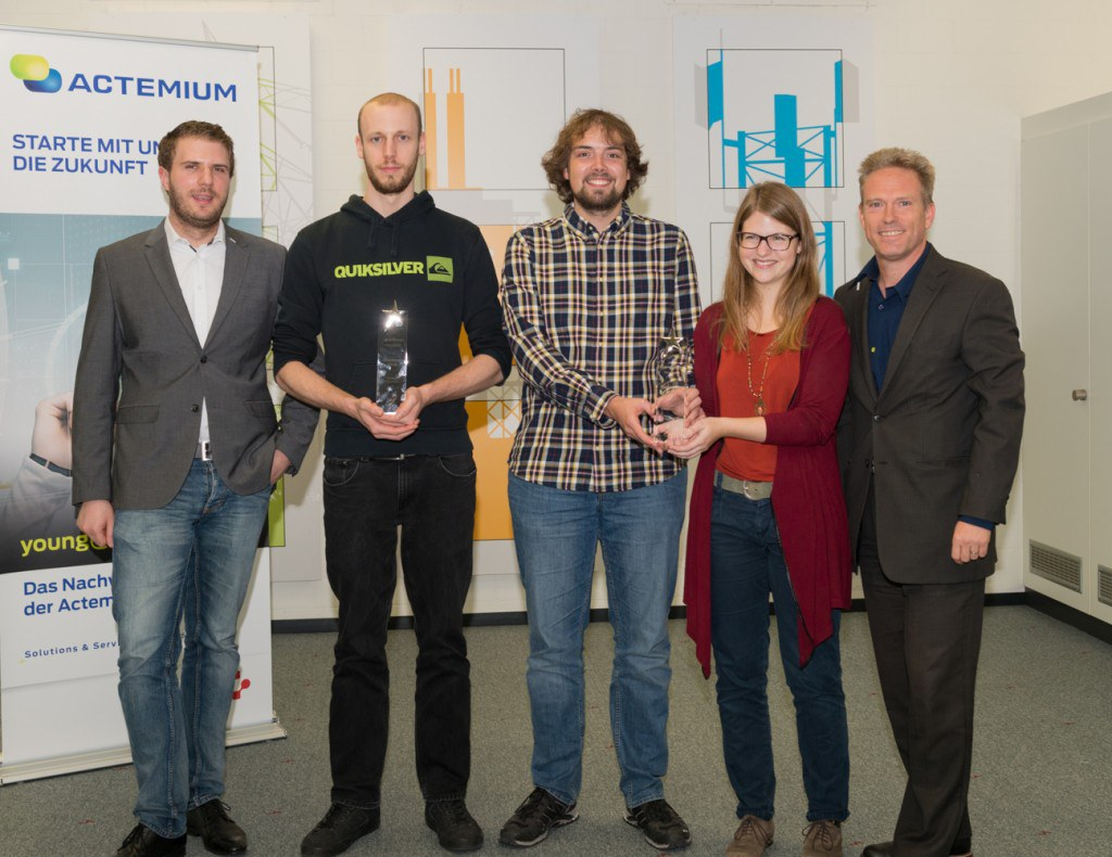 Actemium Talent Award