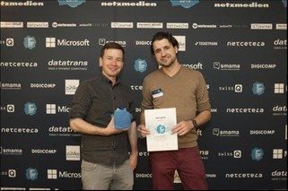 Grosse Ehre für Entwickler der Berner Aare-App