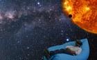 Mit Virtual Reality im Weltraum entspannen