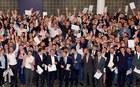 Diplom für über 300 Ingenieurinnen und Ingenieure