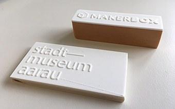 FHNW Maker Studio bringt 3D-Drucker und Süssigkeiten ins Museum
