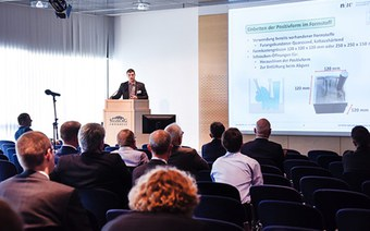 Giesserei-Zentrum präsentiert Forschungsergebnisse an renommierter Fachtagung