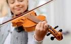 Musik ohne Schmerzen dank innovativer Geigenstütze