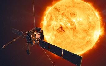Schweizer Röntgen-Teleskop STIX bricht zur Sonne auf