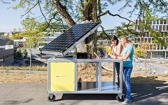 Studium Energie- und Umwelttechnik: noch stärkere Ausrichtung auf Interdisziplinarität