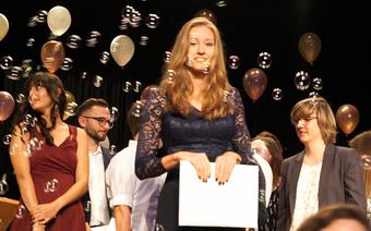 Die Hochschule für Life Sciences diplomiert 103 Fachleute