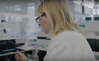 Lab Sciences Award 2021: 1. Platz für Kristina Djordjevic!