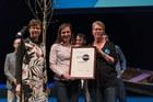 Schweizer Nachhaltigkeitspreis für Wasserkioske in Uganda