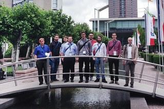 Studierenden-Exkursion zur weltgrössten Leitmesse ACHEMA