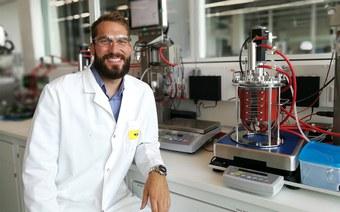 Neuer Dozent für Bioprozesstechnik