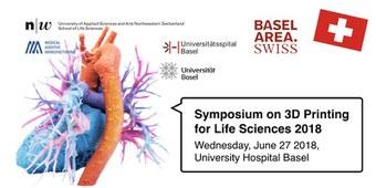 Zweites Symposium on 3D Printing for Life Sciences erfolgreich durchgeführt