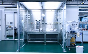 Pharmazeutische Prozesstechnik