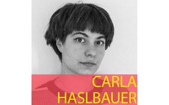 Begegnung mit aktuellem Kinderbuchschaffen: Haslbauer Carla