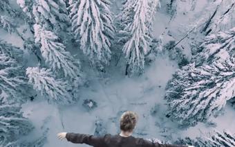 Fliegen ohne Hilfsmittel – ein Film