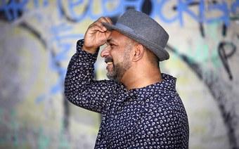 Sunil Mann: Autorenlesung und Werkgespräch