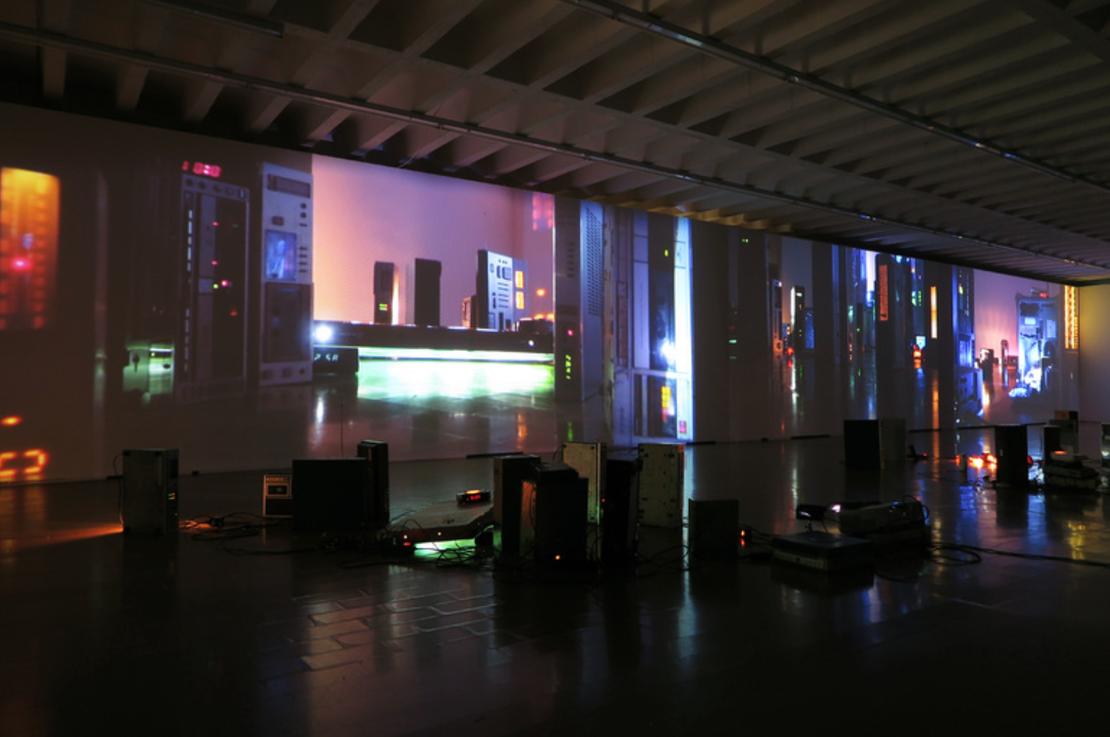 Archipel, Installation. Kunstraum Baden, 2017