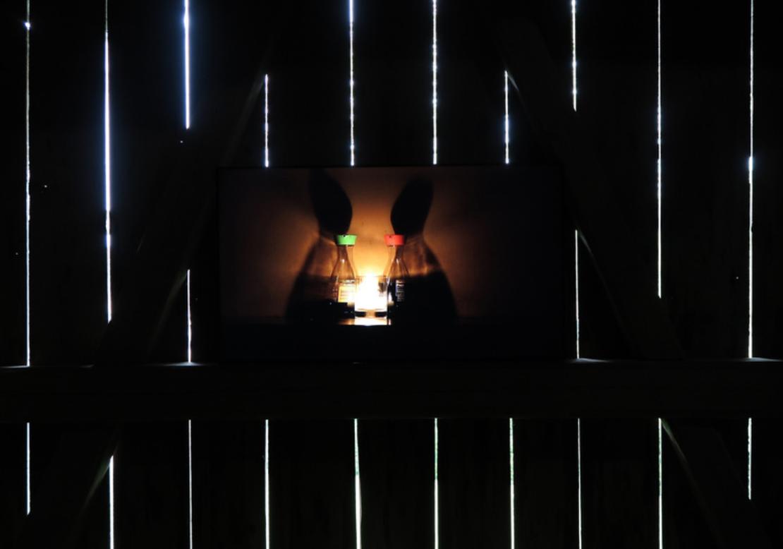 Cherin, Video. Galerie Widmertheodoridis, 2018.